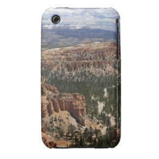 Parque nacional del barranco de Bryce, Utah Case-Mate iPhone 3 Carcasa