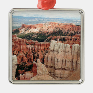 Parque nacional del barranco de Bryce, Utah, los Adornos