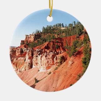 Parque nacional del barranco de Bryce, Utah, los Ornamente De Reyes