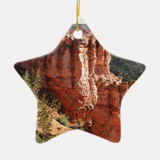Parque nacional del barranco de Bryce, Utah, los Ornamentos De Navidad