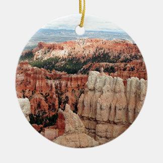Parque nacional del barranco de Bryce, Utah, los Ornato
