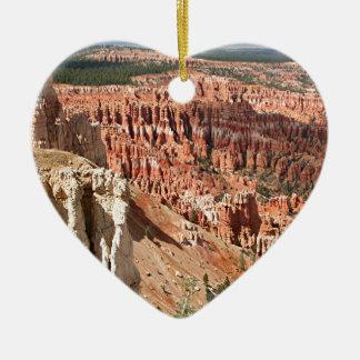 Parque nacional del barranco de Bryce, Utah, los Ornamento De Navidad