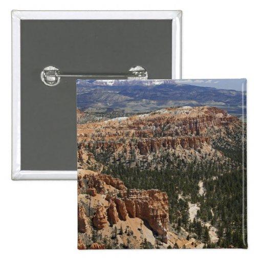 Parque nacional del barranco de Bryce, Utah Pin