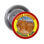 Parque nacional del barranco de Bryce, Utah Pins