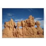 Parque nacional del barranco de Bryce, Utah Felicitaciones