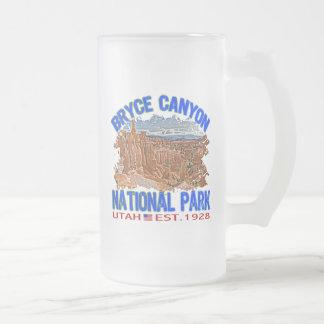 Parque nacional del barranco de Bryce, Utah Taza De Cristal