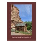 Parque nacional del filón del capitolio postal