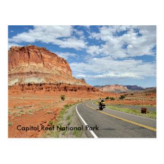 Parque nacional del filón del capitolio postales