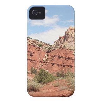 Parque nacional del filón del capitolio, Utah, los iPhone 4 Case-Mate Funda