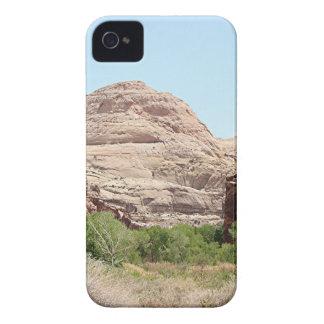 Parque nacional del filón del capitolio, Utah, los iPhone 4 Case-Mate Cárcasas