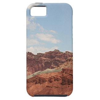 Parque nacional del filón del capitolio, Utah, los iPhone 5 Case-Mate Cobertura