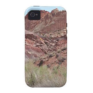 Parque nacional del filón del capitolio, Utah, los iPhone 4 Carcasas