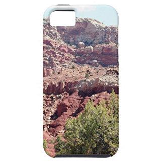 Parque nacional del filón del capitolio, Utah, los iPhone 5 Cárcasas