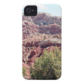 Parque nacional del filón del capitolio, Utah, los iPhone 4 Case-Mate Cobertura