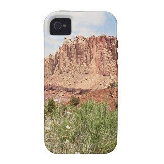 Parque nacional del filón del capitolio, Utah, los iPhone 4/4S Carcasas