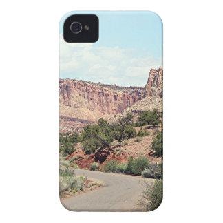 Parque nacional del filón del capitolio, Utah, los iPhone 4 Case-Mate Coberturas