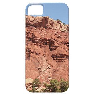 Parque nacional del filón del capitolio, Utah, los iPhone 5 Case-Mate Cárcasa