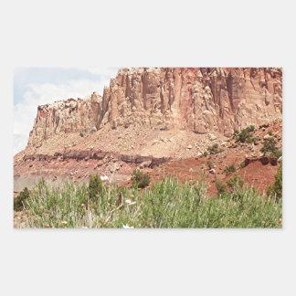 Parque nacional del filón del capitolio, Utah, los Rectangular Altavoz