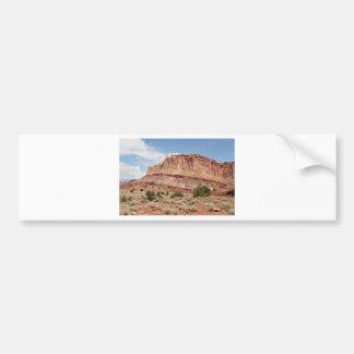 Parque nacional del filón del capitolio, Utah, los Pegatina Para Auto