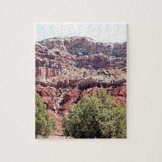 Parque nacional del filón del capitolio, Utah, los Puzzle Con Fotos