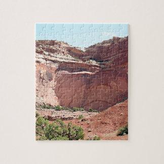 Parque nacional del filón del capitolio, Utah, los Puzzles Con Fotos