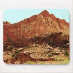 Parque nacional del filón del capitolio, Utah Alfombrillas De Ratón