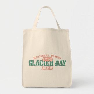 Parque nacional del Glacier Bay Bolsas