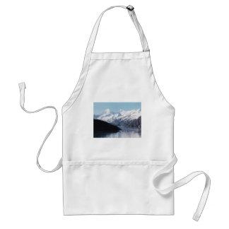 Parque nacional del Glacier Bay Delantal