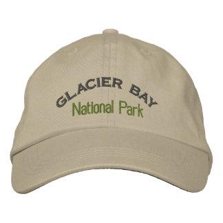 Parque nacional del Glacier Bay Gorra De Beisbol Bordada