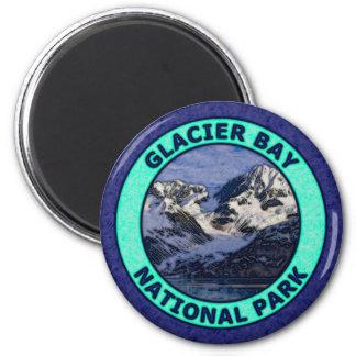 Parque nacional del Glacier Bay Imán De Nevera