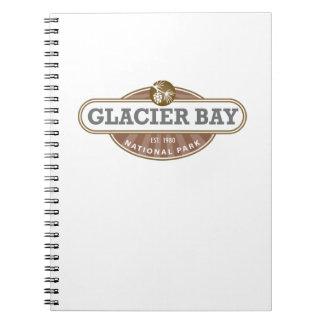 Parque nacional del Glacier Bay Libreta