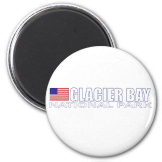 Parque nacional del Glacier Bay Imanes Para Frigoríficos