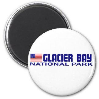 Parque nacional del Glacier Bay Iman De Nevera