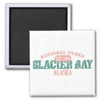 Parque nacional del Glacier Bay Imanes De Nevera