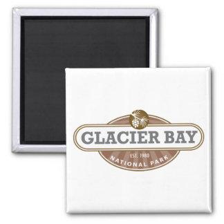 Parque nacional del Glacier Bay Iman Para Frigorífico
