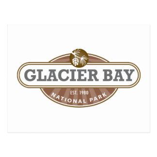 Parque nacional del Glacier Bay Postal