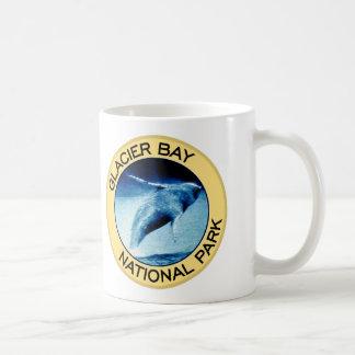 Parque nacional del Glacier Bay Tazas De Café