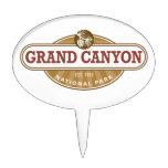 Parque nacional del Gran Cañón Decoraciones De Tartas