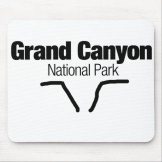Parque nacional del Gran Cañón Alfombrilla De Raton