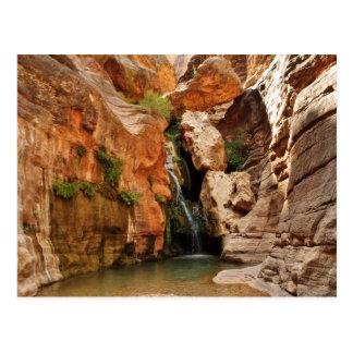 Parque nacional del Gran Cañón, Arizona Tarjeta Postal