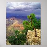 Parque nacional del Gran Cañón, Arizona, unido 3 Impresiones