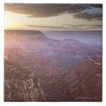 Parque nacional del Gran Cañón en Arizona Tejas Cerámicas