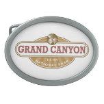 Parque nacional del Gran Cañón Hebilla Cinturon Oval