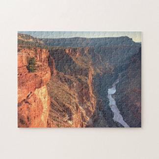 Parque nacional del Gran Cañón, los E.E.U.U. Puzzle