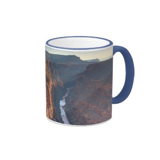 Parque nacional del Gran Cañón, los E.E.U.U. Taza De Dos Colores