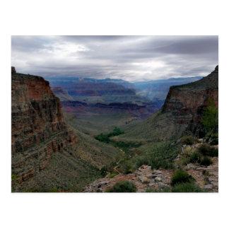 Parque nacional del Gran Cañón Postal