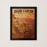 Parque nacional del Gran Cañón Puzzle Con Fotos