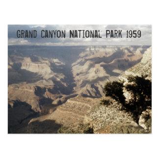 Parque nacional del Gran Cañón Tarjetas Postales