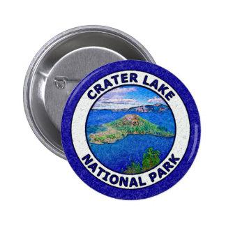 Parque nacional del lago crater pin