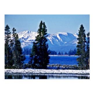 Parque nacional del lago Yellowstone - Yellowstone Postal